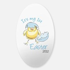 It's My First Easter '12 Decal