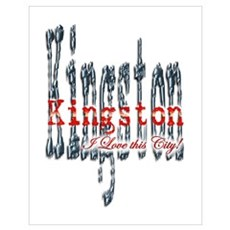 Kingston Poster