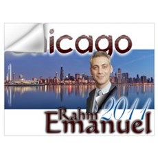Emanuel 2011 Wall Decal