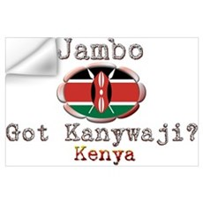 Jambo, Got Kanywaji? Wall Decal
