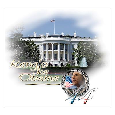 kang'o ka Obama, Yawah! Poster
