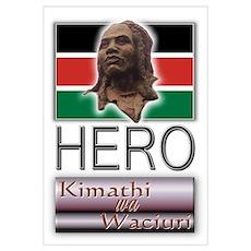 Kimathi wa Waciuri Poster
