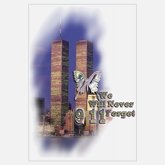 September 11, we will never forget