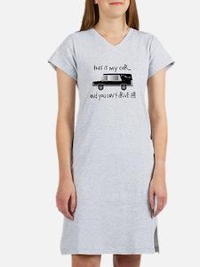 Funeral Director/Mortician Women's Nightshirt
