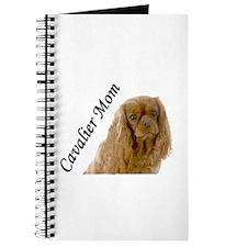 Cavalier Mom-Ruby Journal