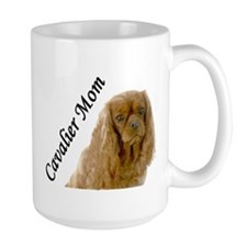 Cavalier Mom-Ruby Mug