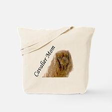 Cavalier Mom-Ruby Tote Bag