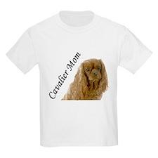 Cavalier Mom-Ruby T-Shirt