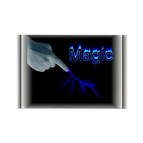 its magic Rectangle Magnet (10 pack)