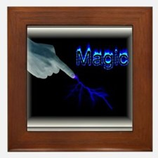 its magic Framed Tile