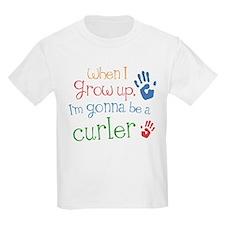 Kids Future Curler T-Shirt