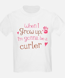 Kids Future Curler T-Shirt