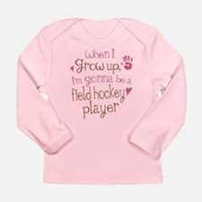 Kids Future Field Hockey Player Long Sleeve Infant