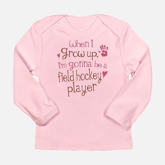 Kids Future Field Hockey Player Long Sleeve Infant