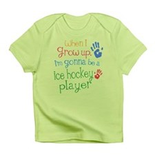 Kids Future Ice Hockey Player Infant T-Shirt