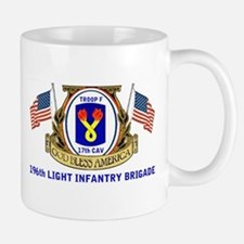 TROOP F, 17th CAVALRY Mug