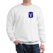 TROOP F, 17th CAVALRY Sweatshirt