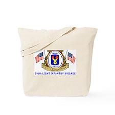 TROOP F, 17th CAVALRY Tote Bag