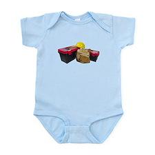 Toolboxes Tool Belt Hard Hat Infant Bodysuit