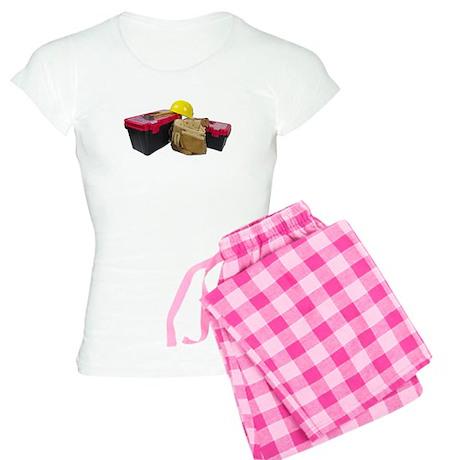 Toolboxes Tool Belt Hard Hat Women's Light Pajamas