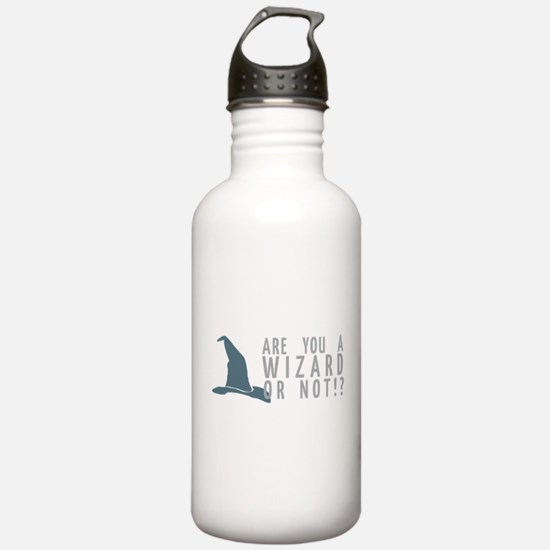 Oh -- Yes. Water Bottle