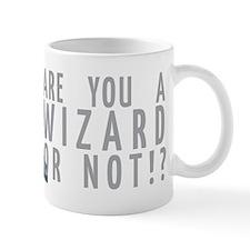 Oh -- Yes. Mug