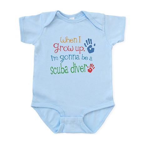 Future Scuba Diver Infant Bodysuit