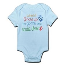 Future Scuba Diver Infant Bodysuit