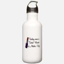 Total Waste of Make-Up Water Bottle