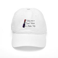 Total Waste of Make-Up Baseball Cap
