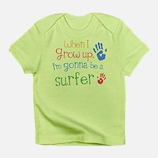 Kids Future Surfer Infant T-Shirt