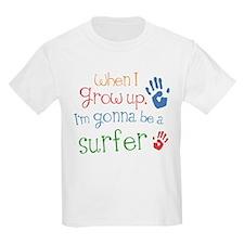 Kids Future Surfer T-Shirt