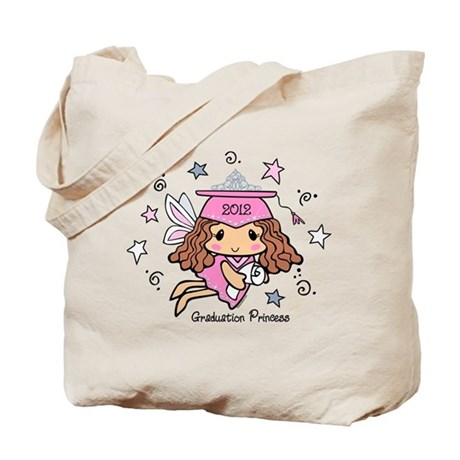 Graduation Princess 2012 Tote Bag
