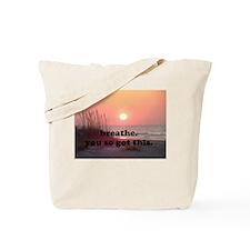 Funny Fit Tote Bag