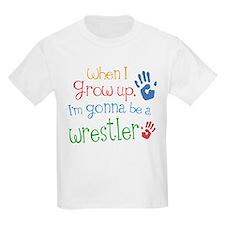 Kids Future Wrestler T-Shirt