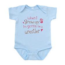 Kids Future Wrestler Onesie