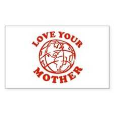 Love your Mother Decal