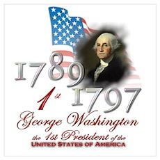 1st President Poster