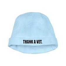 Thank a Vet baby hat