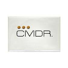 Star Trek - CMDR. Rectangle Magnet