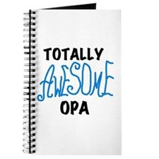 Totally Awesome Opa Journal