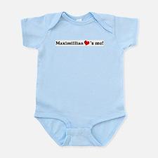 Maximillian loves me Infant Creeper