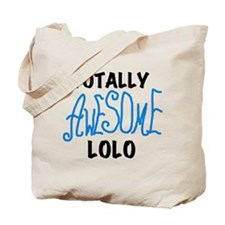 Totally Awesome Lolo Tote Bag