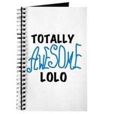 Totally Awesome Lolo Journal