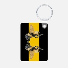 Dancing Bees Keychains