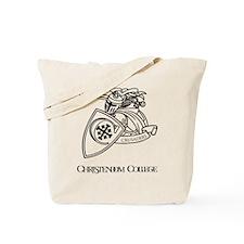 Louis The Crusader Tote Bag