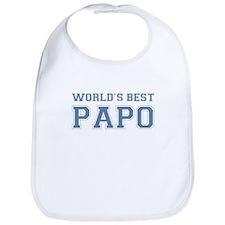 World's Best Papo Bib