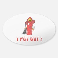 I Put Out! Decal