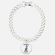 Navy - Lone Sailor - 3D Bracelet
