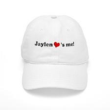 Jaylen loves me Baseball Cap